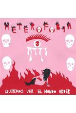 New Vinyl Heterofobia - Queremos Ver El Mundo Arder LP
