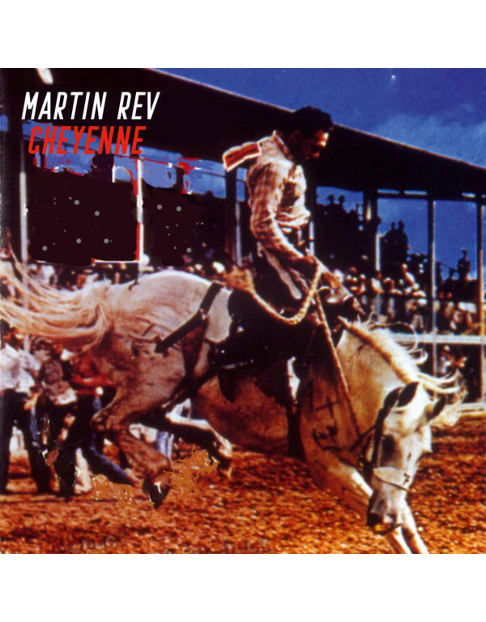 New Vinyl Martin Rev - Cheyenne LP