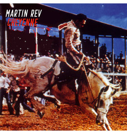 New Vinyl Martin Rev - Cheyenne LP