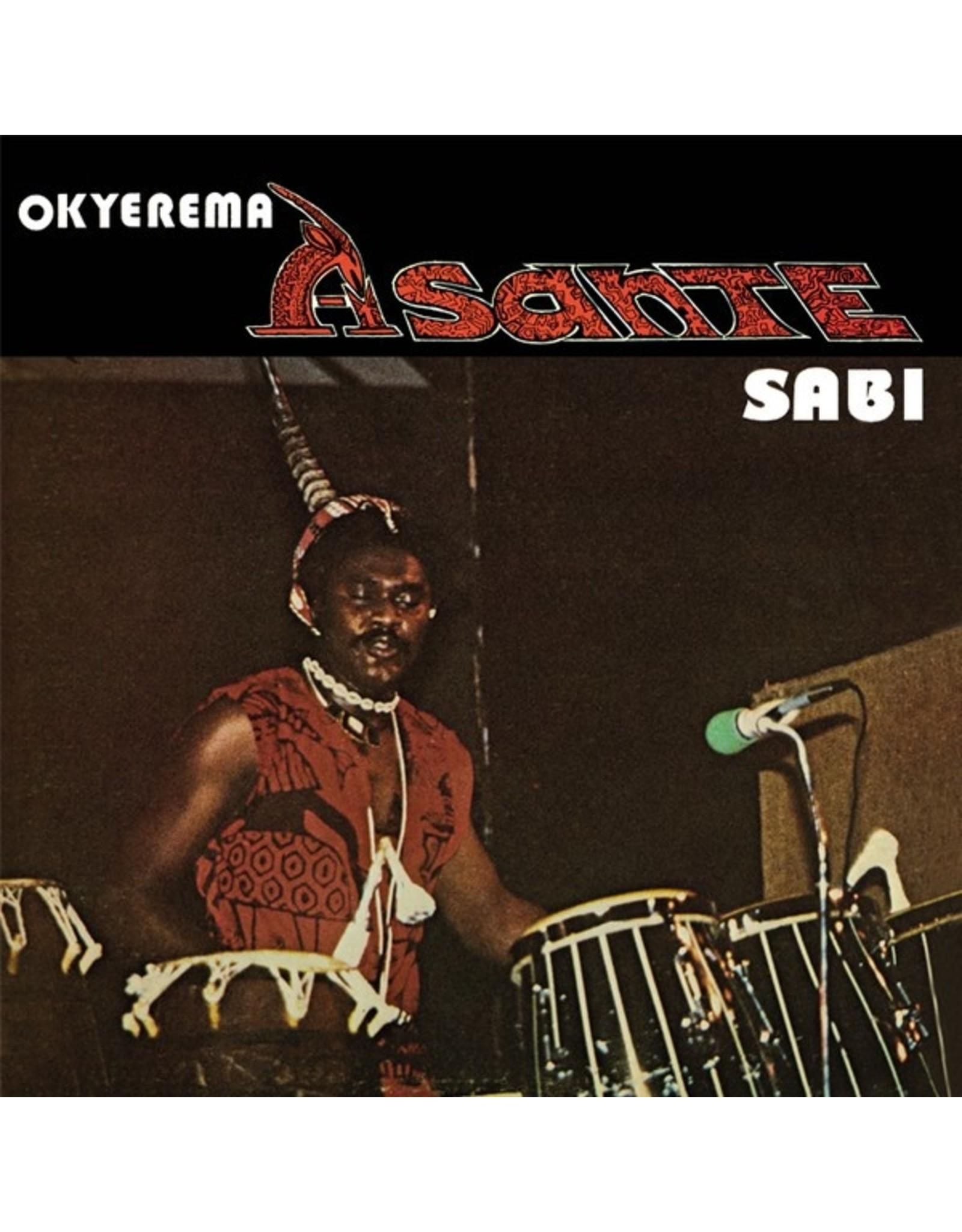 New Vinyl Okyerema Asante - Sabi LP