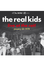New Vinyl The Real Kids - Live At The Rat! January 22 1978 LP