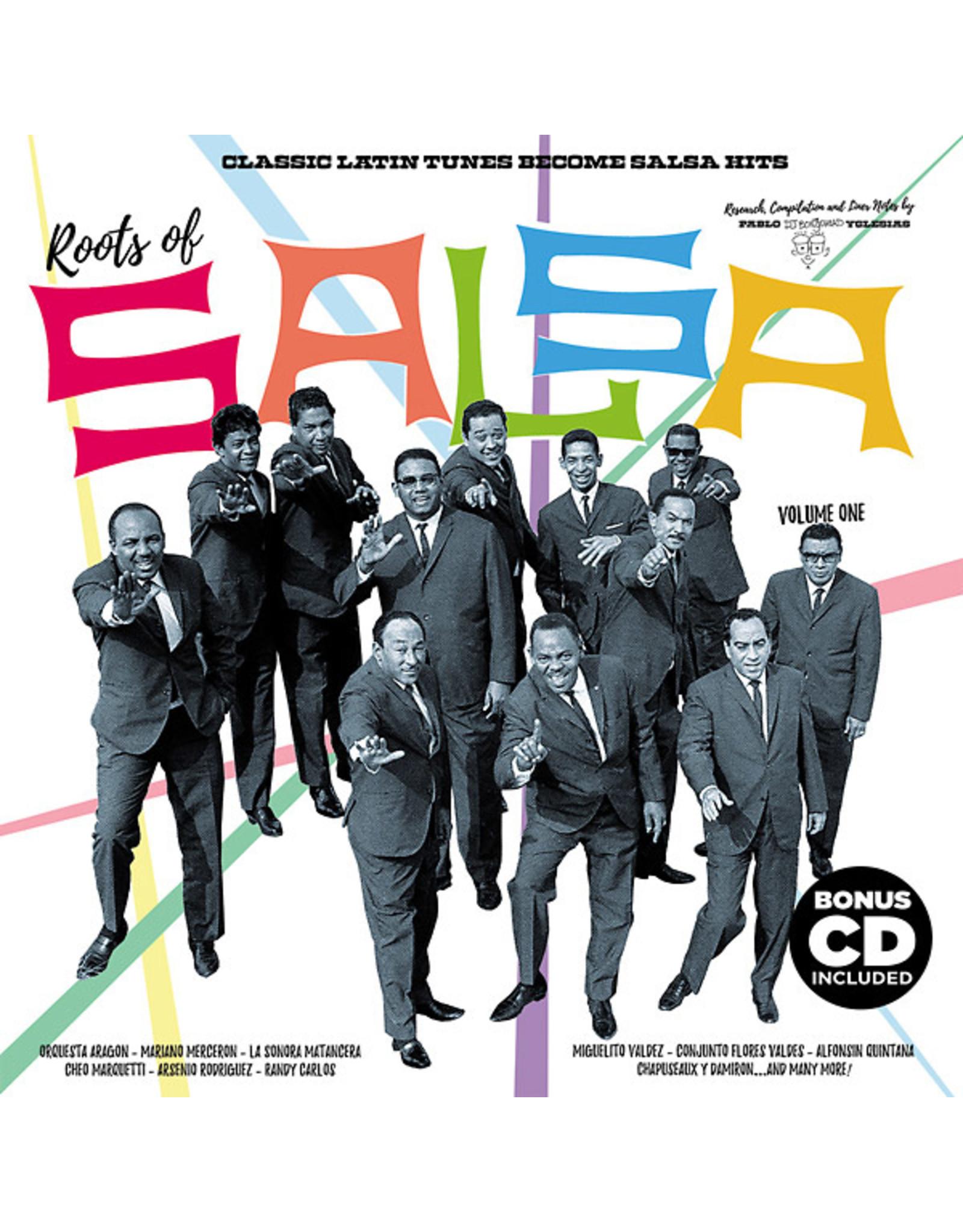 New Vinyl Various - Roots Of Salsa Vol. 1: Classic Latin Tunes Become Salsa Hits LP+CD
