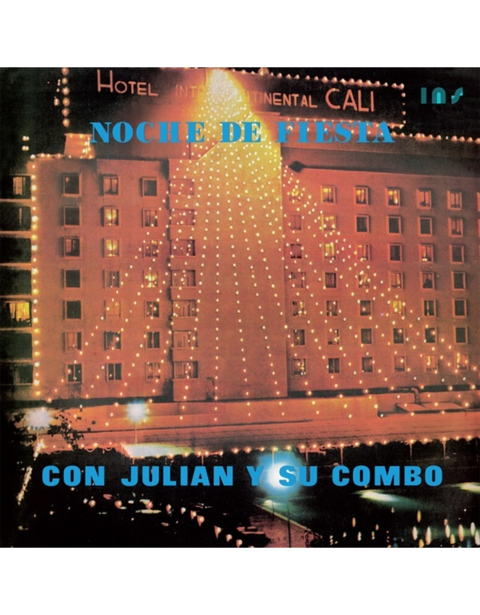 New Vinyl Julian Y Su Combo - Noche De Fiesta LP