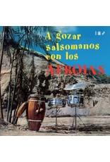 New Vinyl Los Afroins - A Gozar Salsomanos Con Los Afroins LP