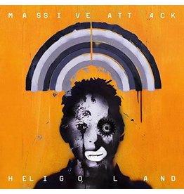 New Vinyl Massive Attack - Heligoland 2LP