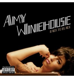 New Vinyl Amy Winehouse - Back To Black LP