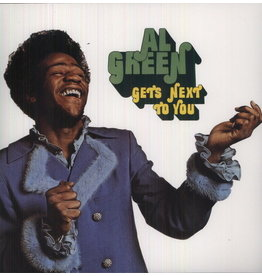 New Vinyl Al Green - Gets Next To You LP