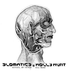 "New Vinyl Holly Hunt/Slomatics - Split 7"""