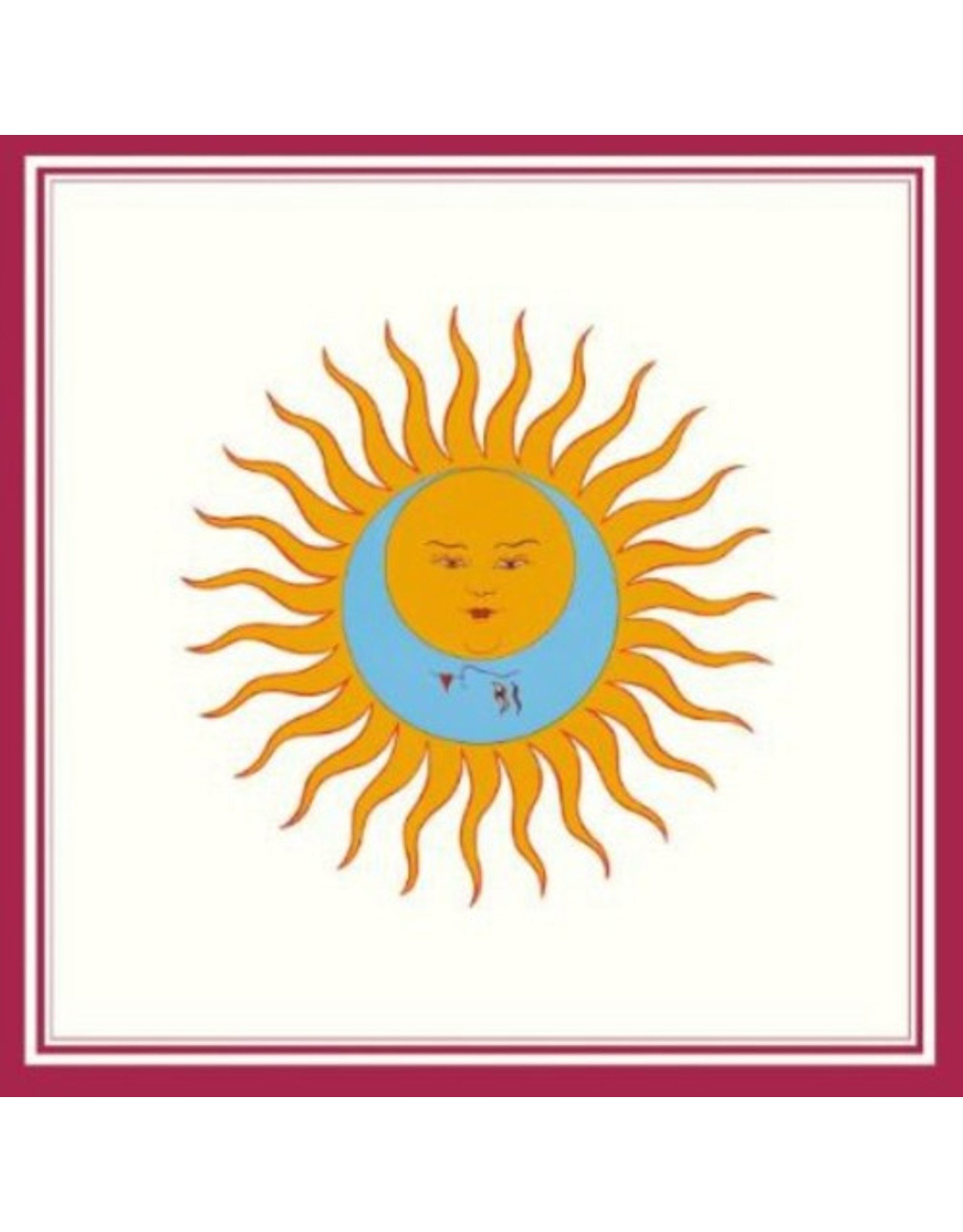 New Vinyl King Crimson - Lark's Tongues In Aspic LP