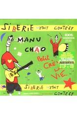 New Vinyl Manu Chao - Siberie M'etait Conte'ee 2LP+CD