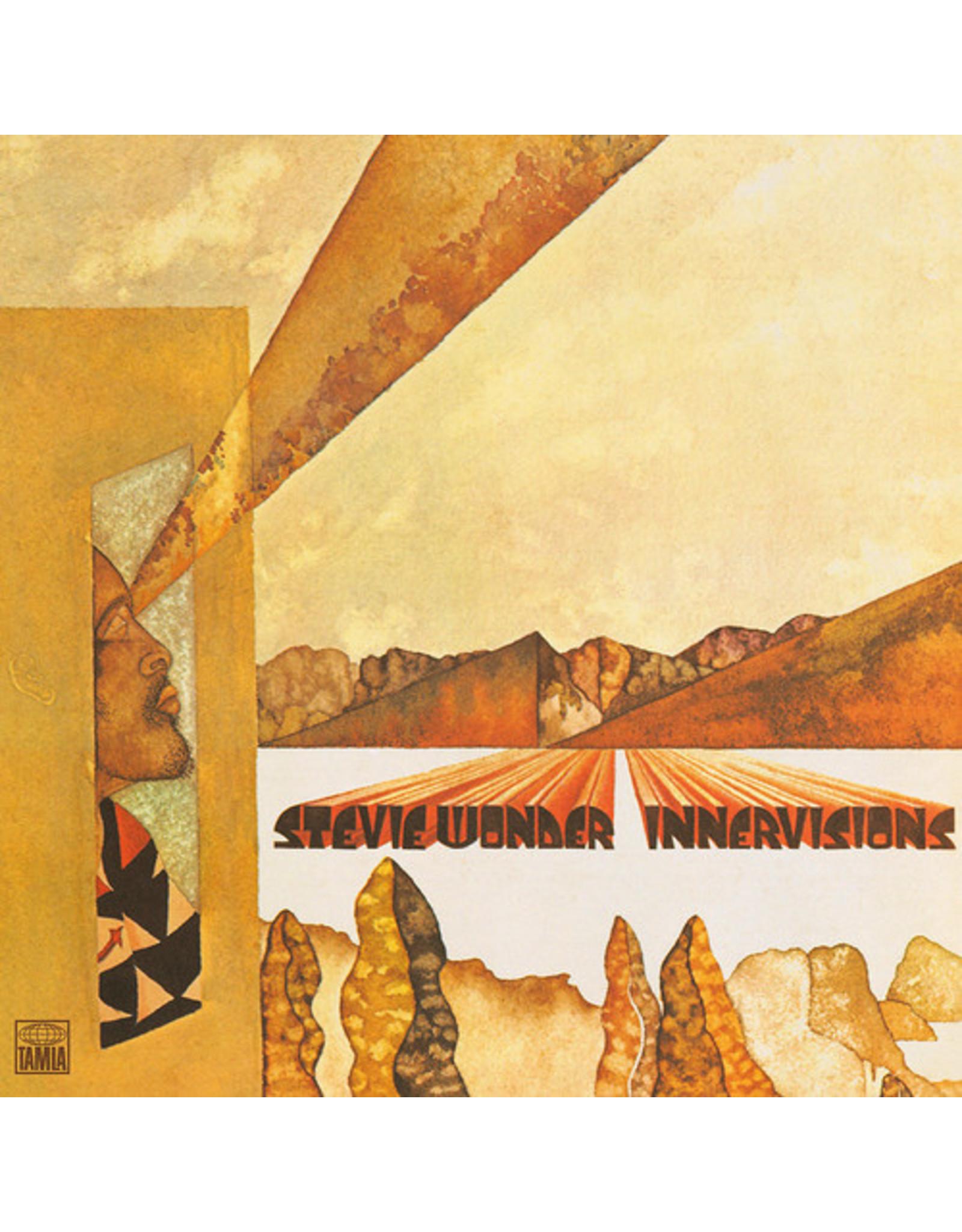 New Vinyl Stevie Wonder - Innervisions LP