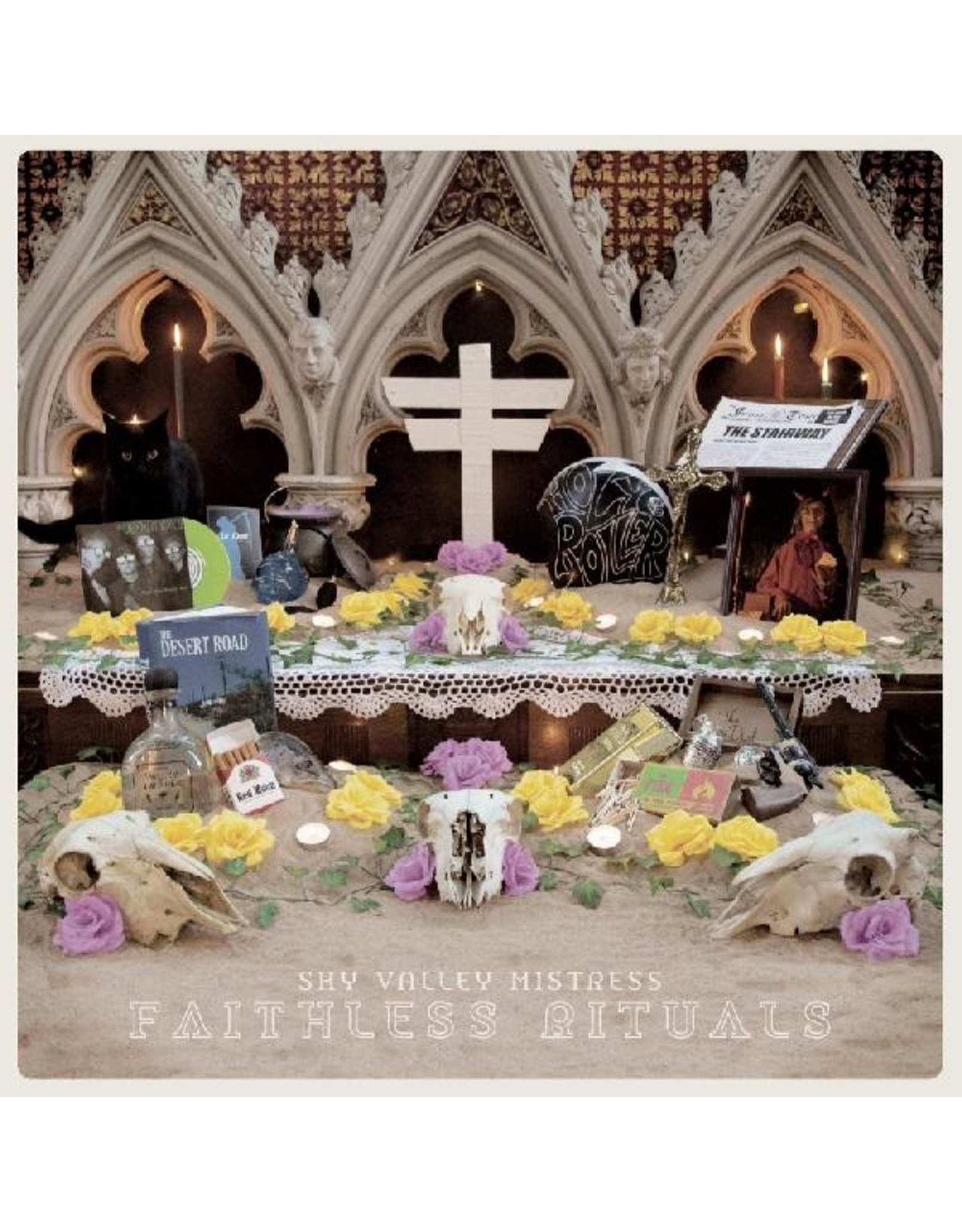 New Vinyl Sky Valley Mistress - Faithless Rituals (Deluxe, Colored) LP