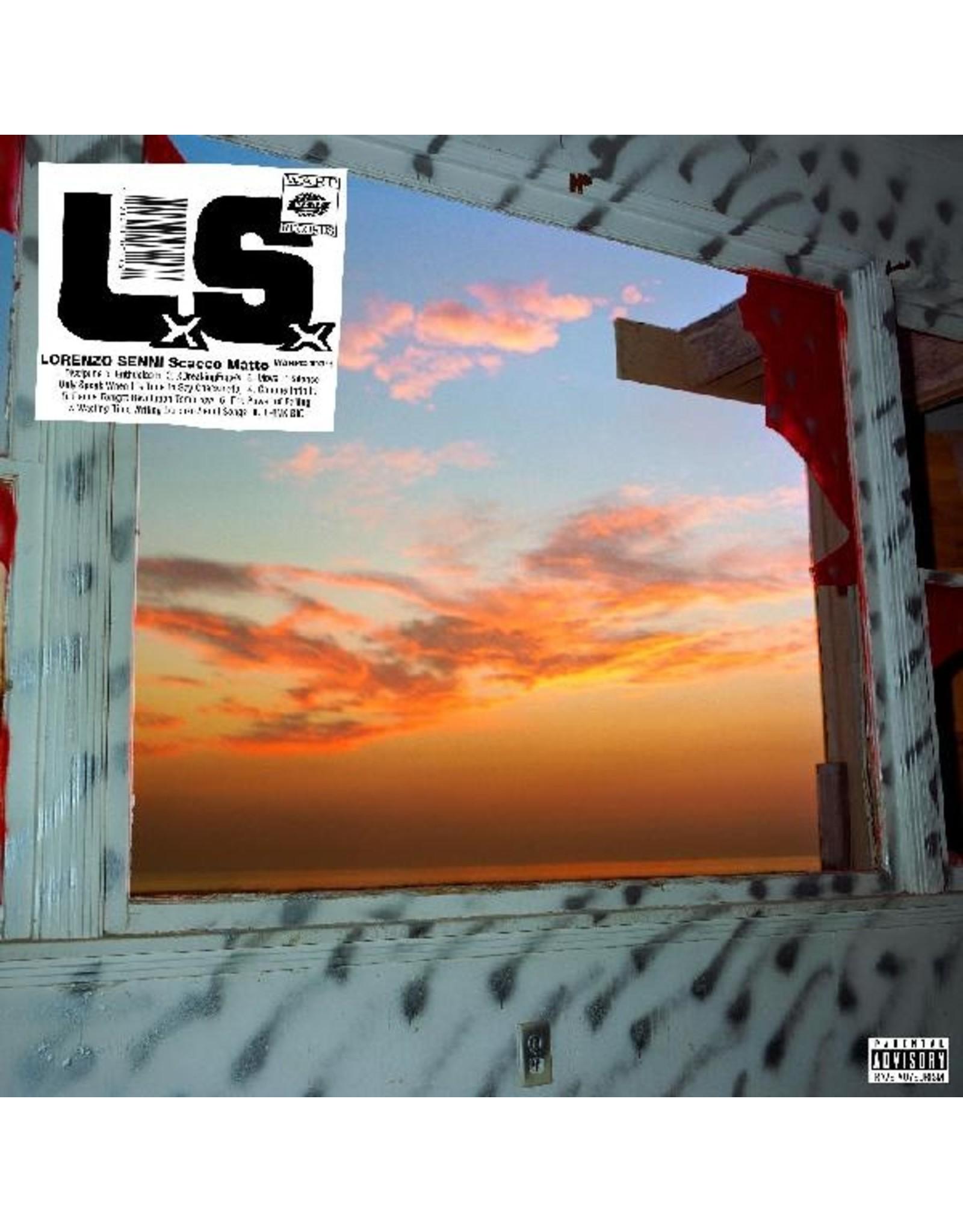 New Vinyl Lorenzo Senni - Scacco Matto LP