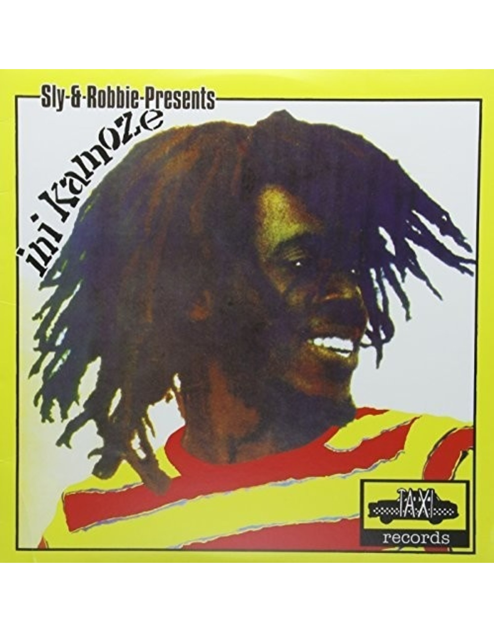 New Vinyl Ini Kamoze - Sly & Robbie Presents Ini Kamoze LP