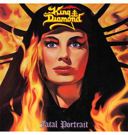 King Diamond - Fatal Portrait (Colored) LP