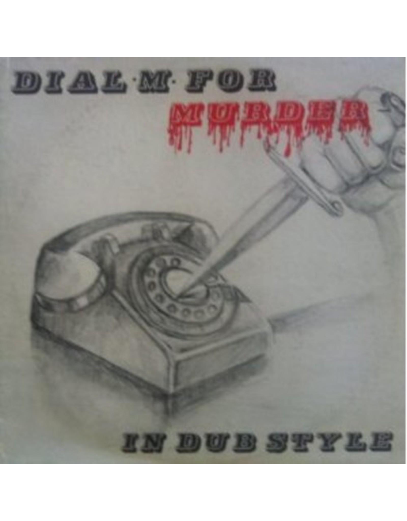 New Vinyl Phil Pratt - Dial -M- For Murder In Dub Style LP