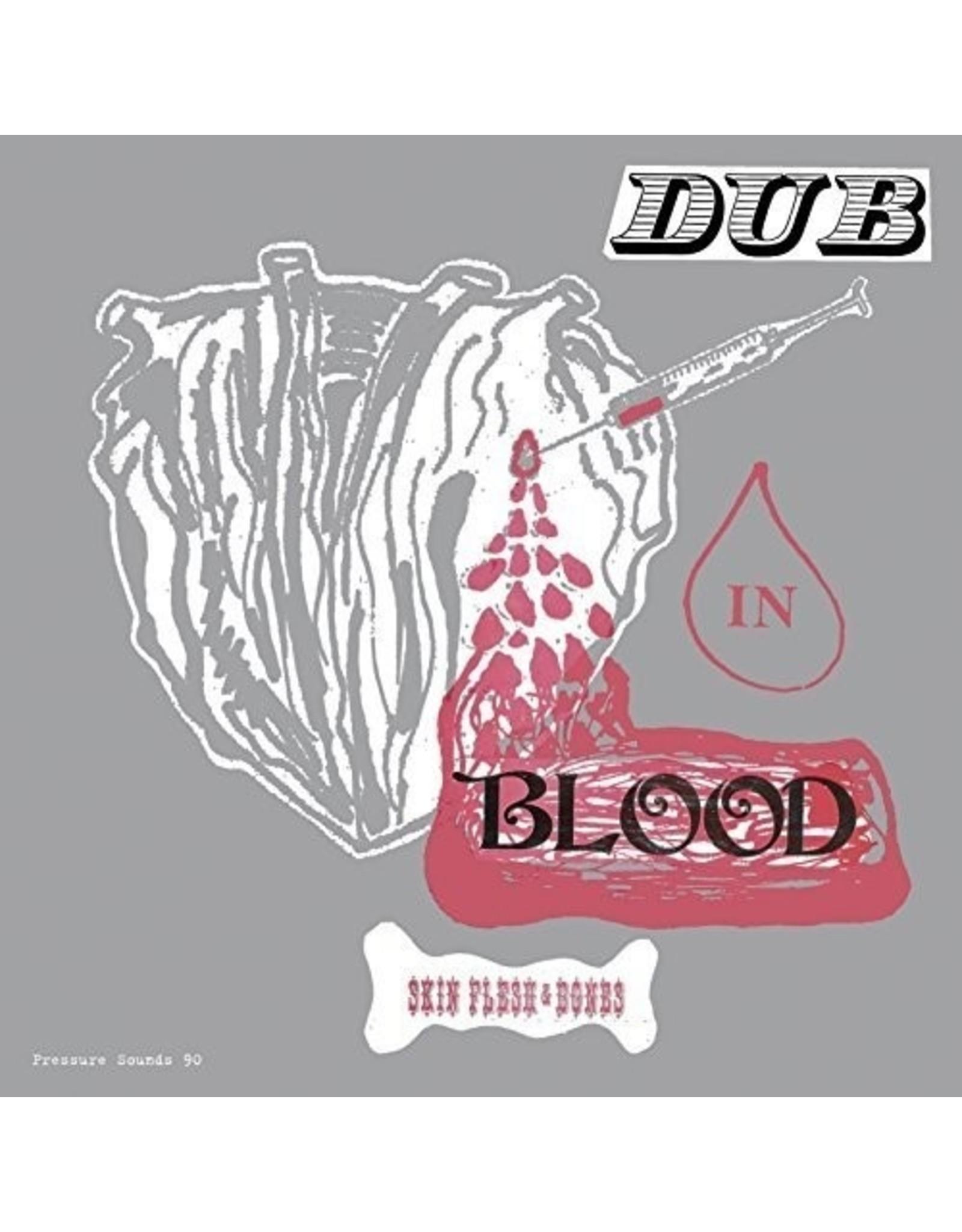 New Vinyl Skin Flesh & Bones - Dub In Blood LP