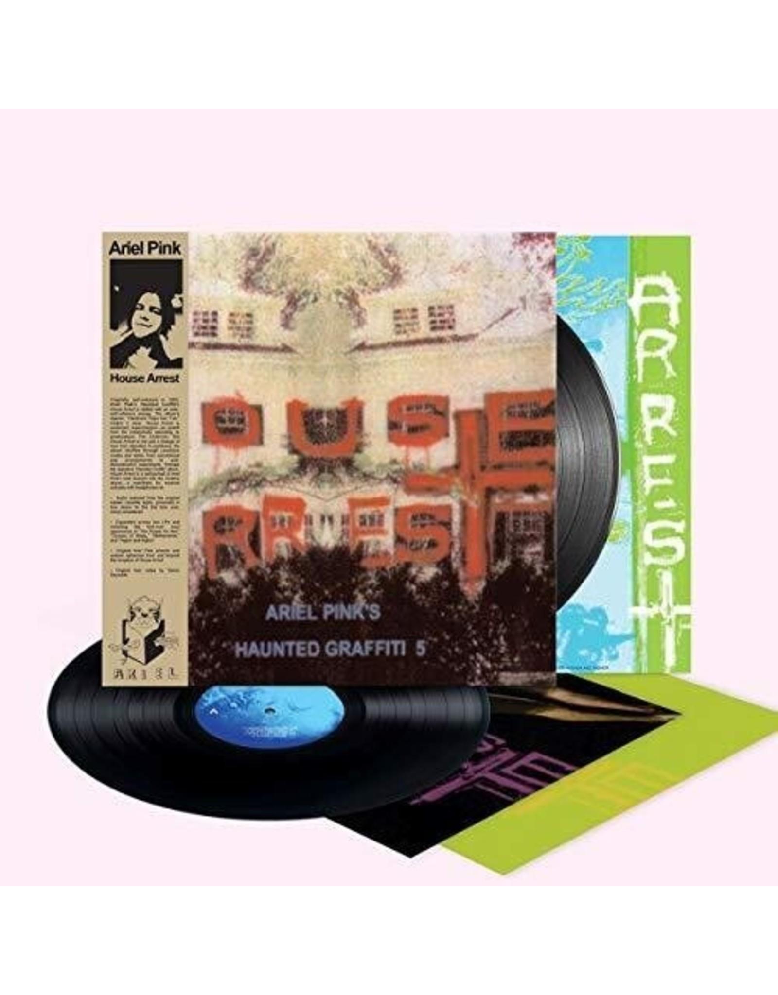 New Vinyl Ariel Pink's Haunted Graffiti - House Arrest 2LP