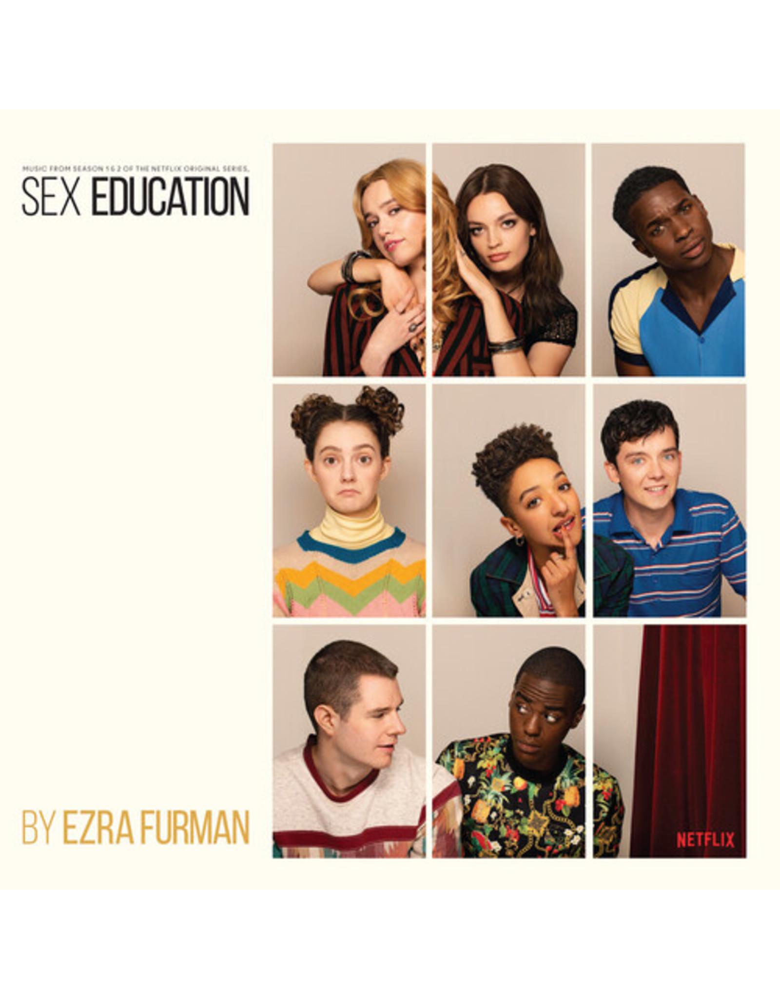 New Vinyl Ezra Furman - Sex Education Season 1 & 2 OST LP