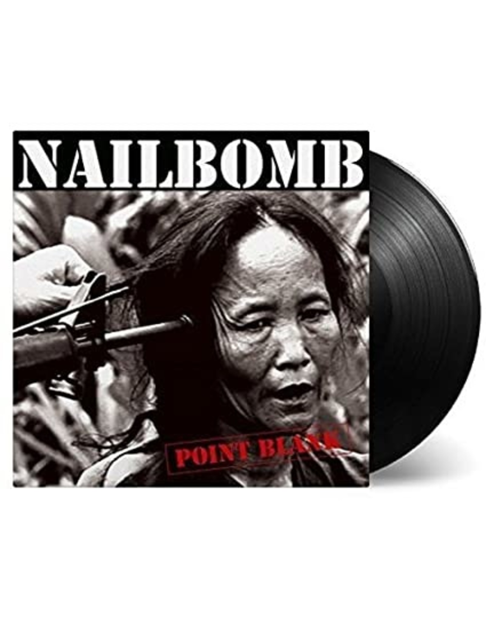 New Vinyl Nailbomb - Point Blank LP