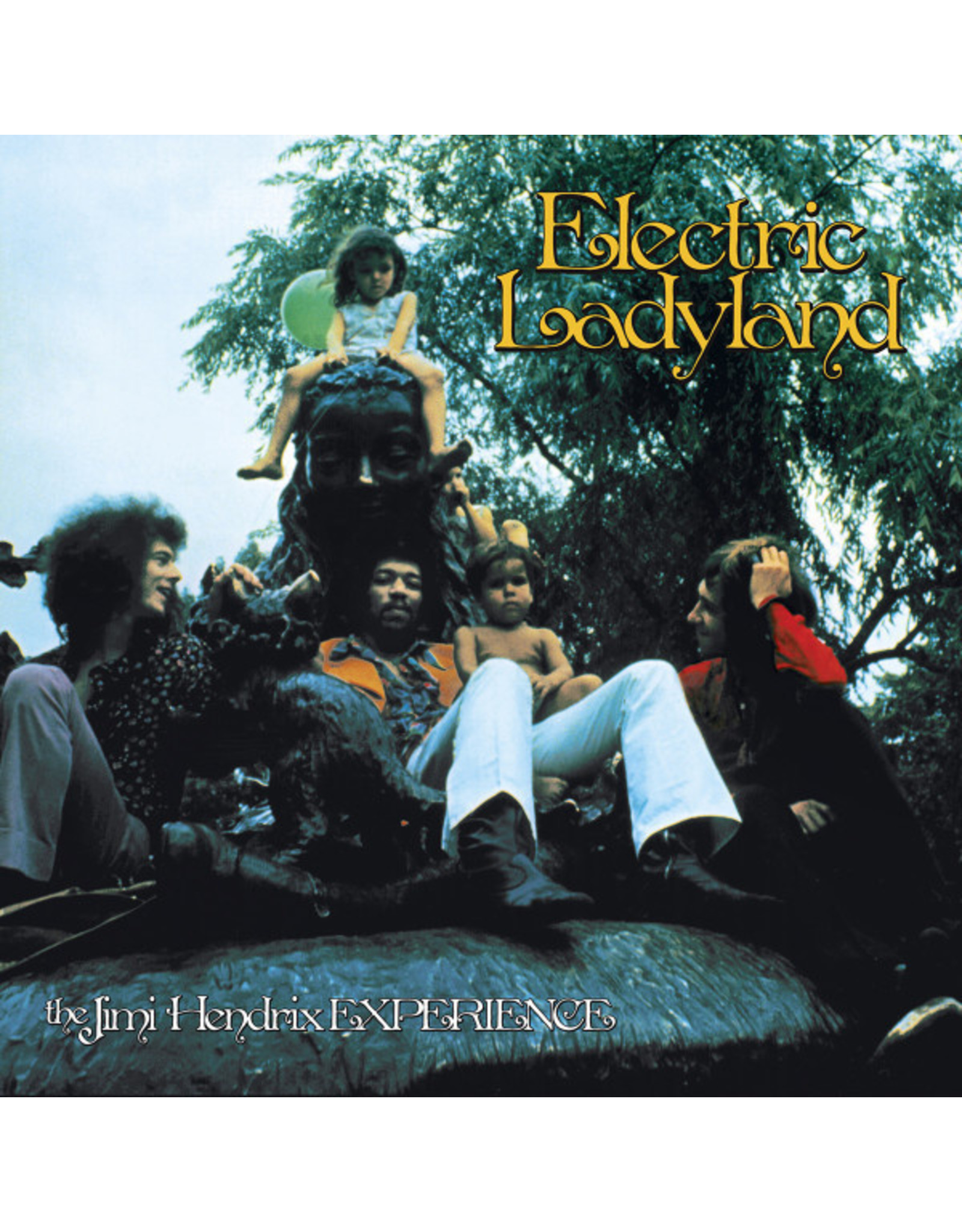 New Vinyl Jimi Hendrix Experience - Electric Ladyland 6LP Box