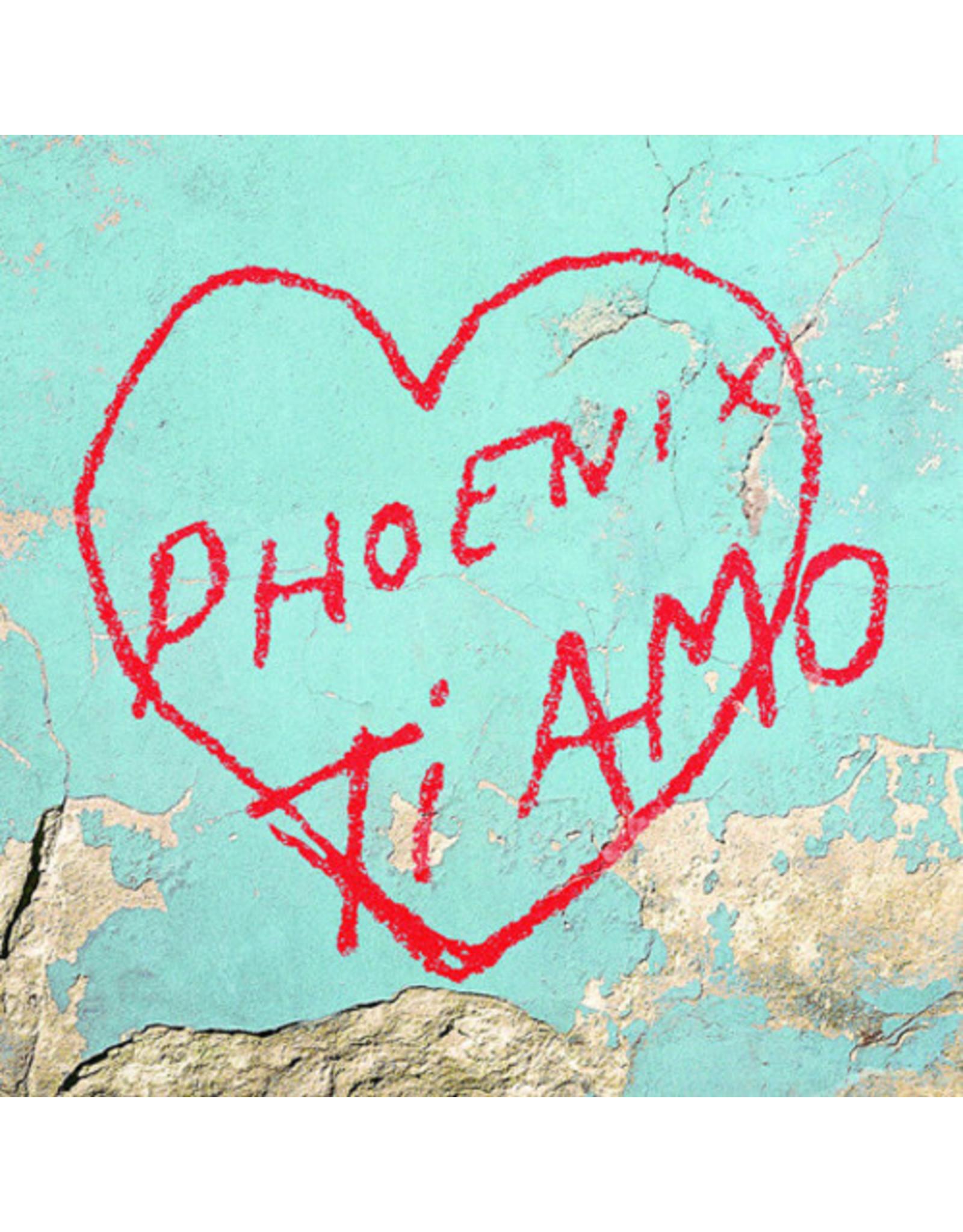 New Vinyl Phoenix - Ti Amo LP