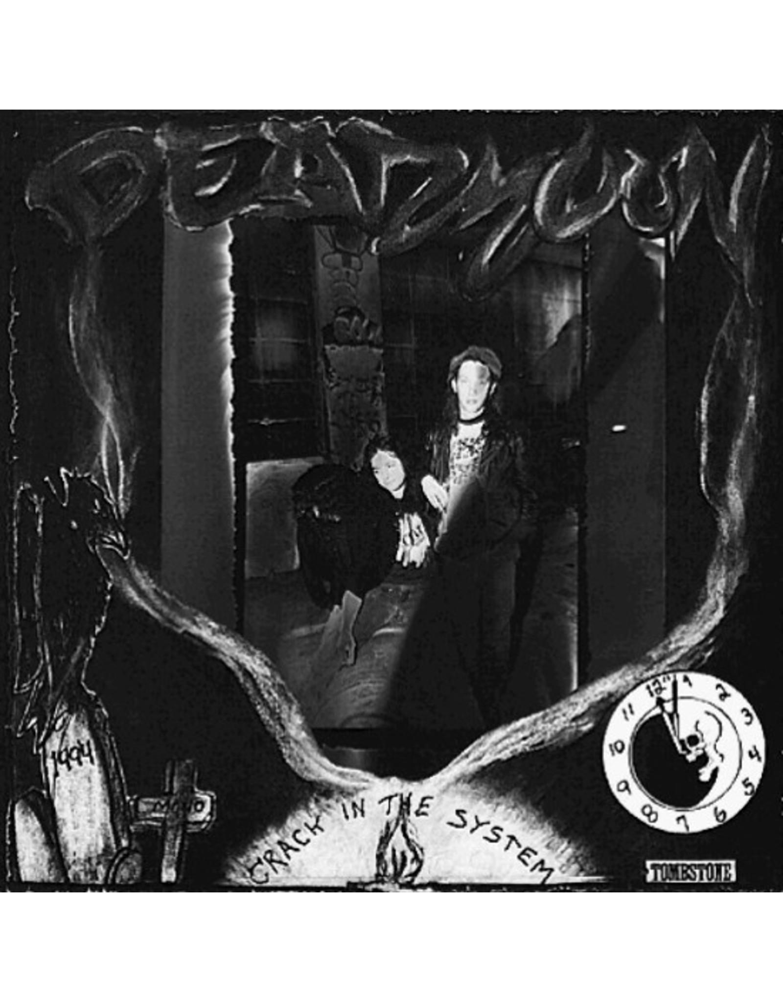 New Vinyl Dead Moon - Cracks In The System LP
