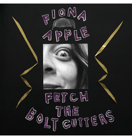 New Vinyl Fiona Apple - Fetch The Bolt Cutters 2LP [Pre-Order]