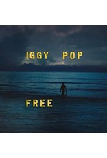 New Vinyl Iggy Pop - Free LP