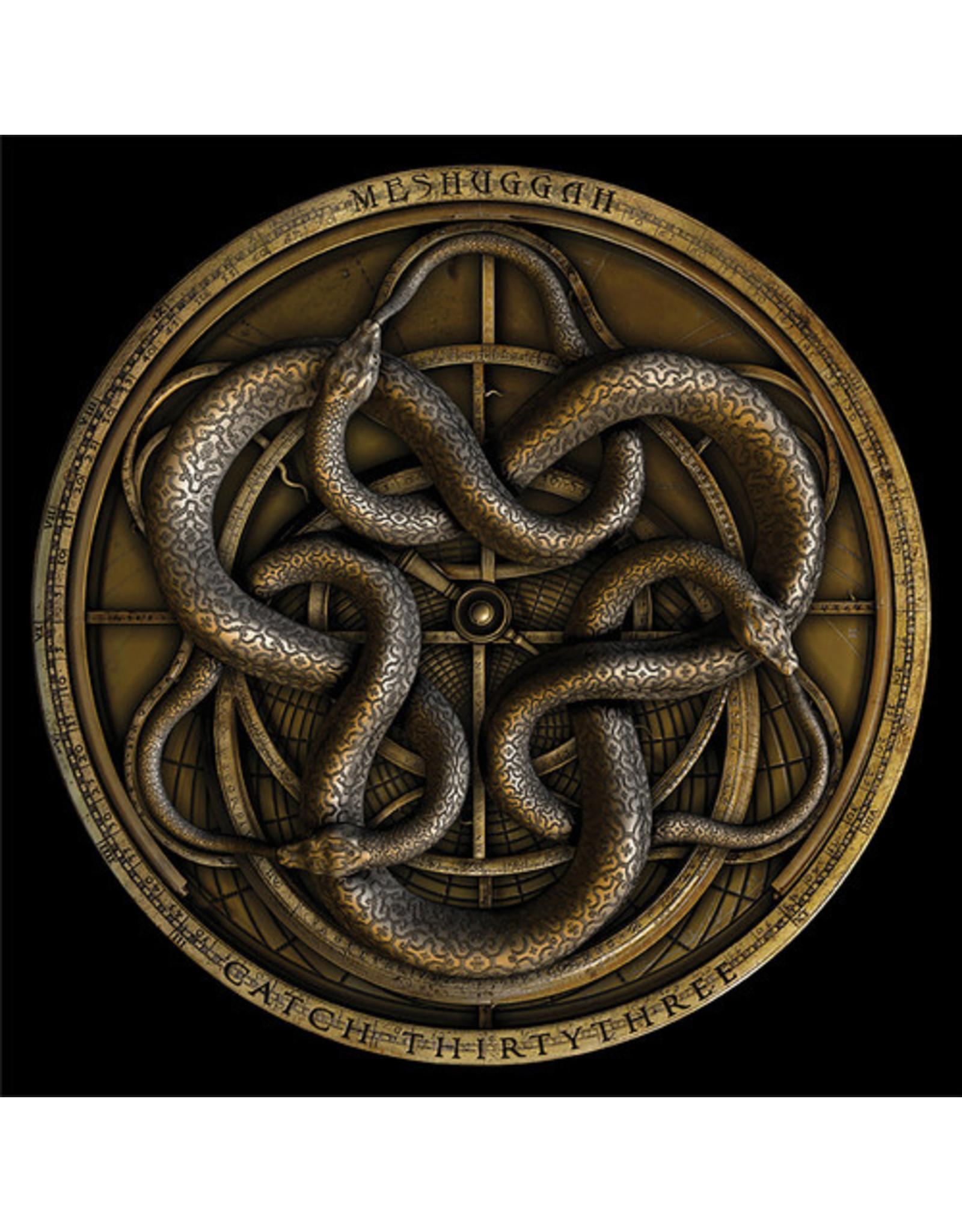 New Vinyl Meshuggah - Catch Thirtythree LP