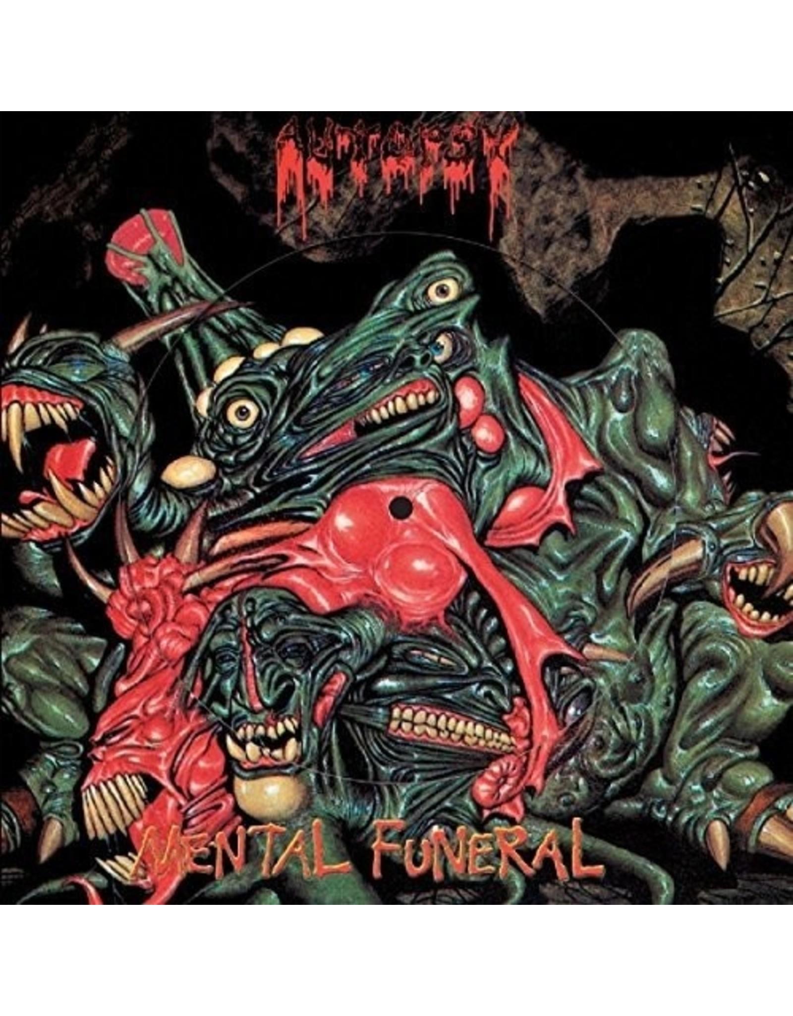 New Vinyl Autopsy - Mental Funeral (Picture) LP