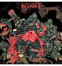 New Vinyl Autopsy - Mental Funeral (Picture) LP