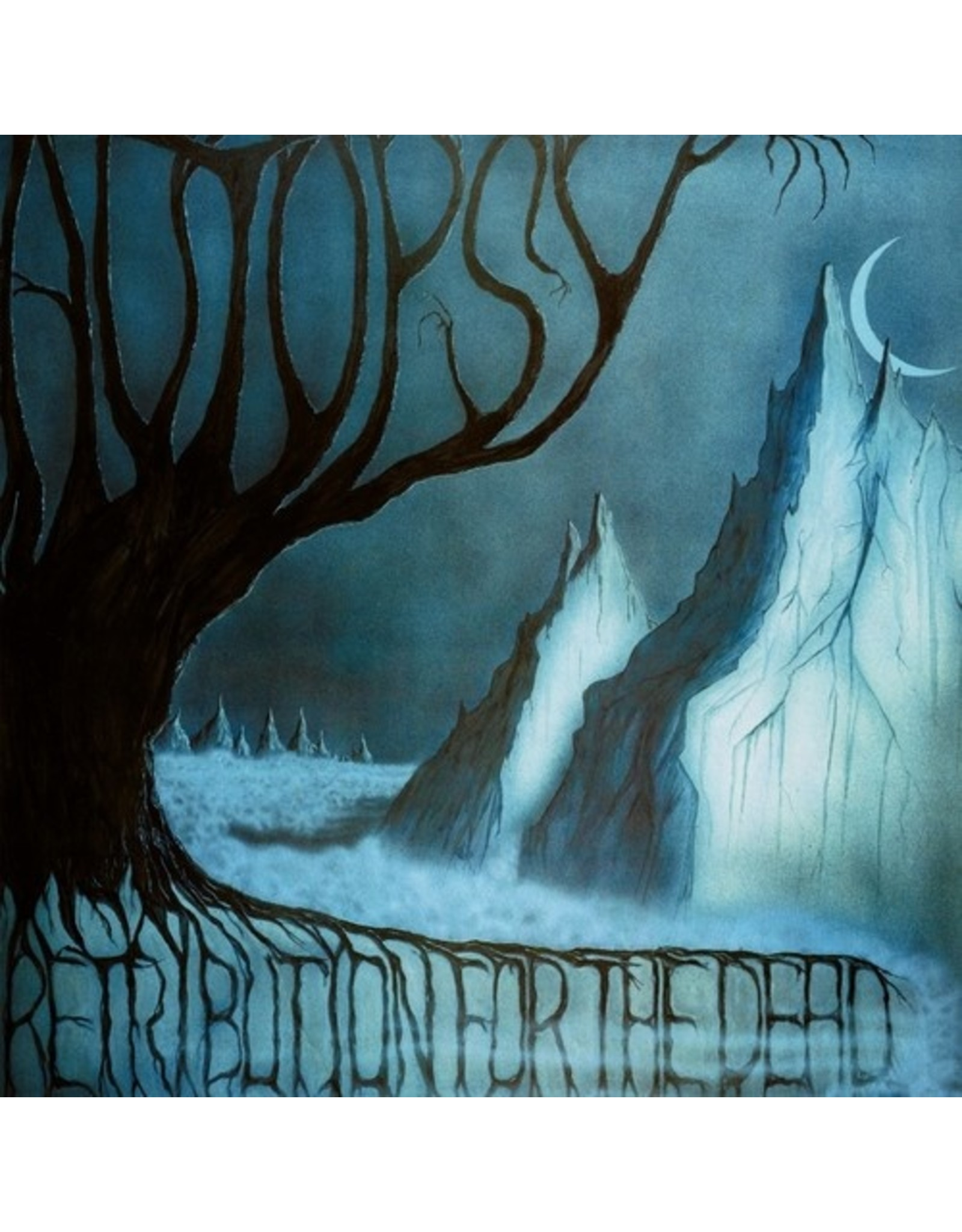 New Vinyl Autopsy - Retribution For The Dead LP
