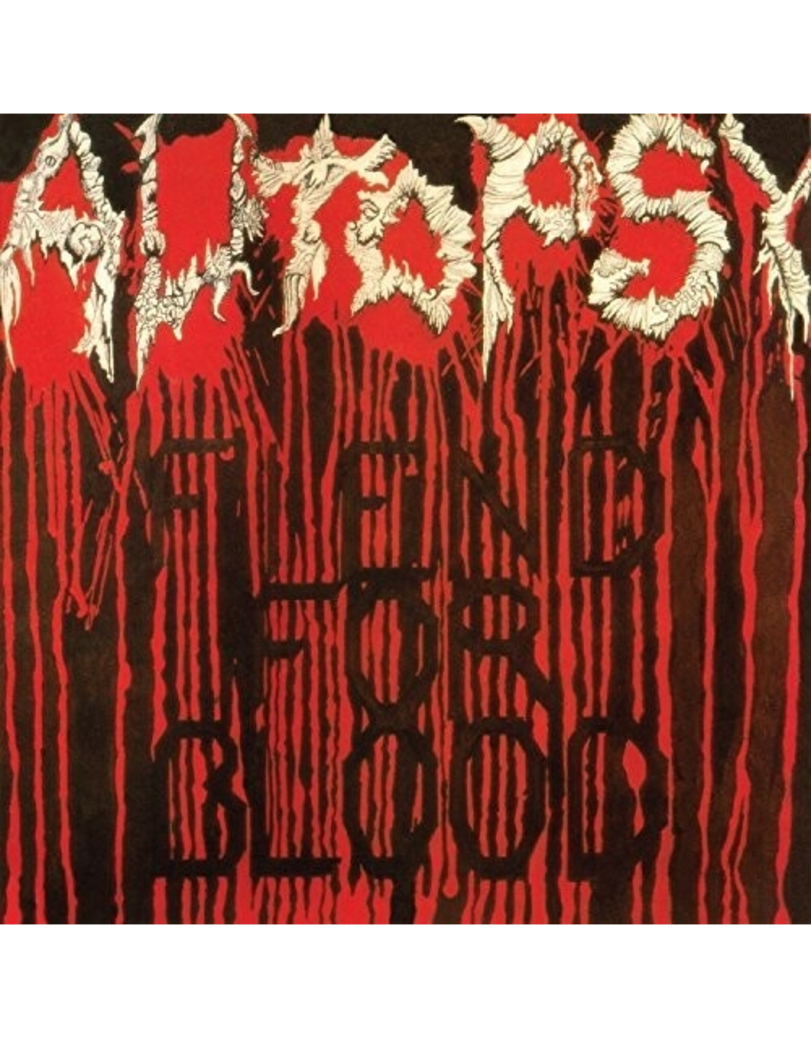 New Vinyl Autopsy - Fiend For Blood LP