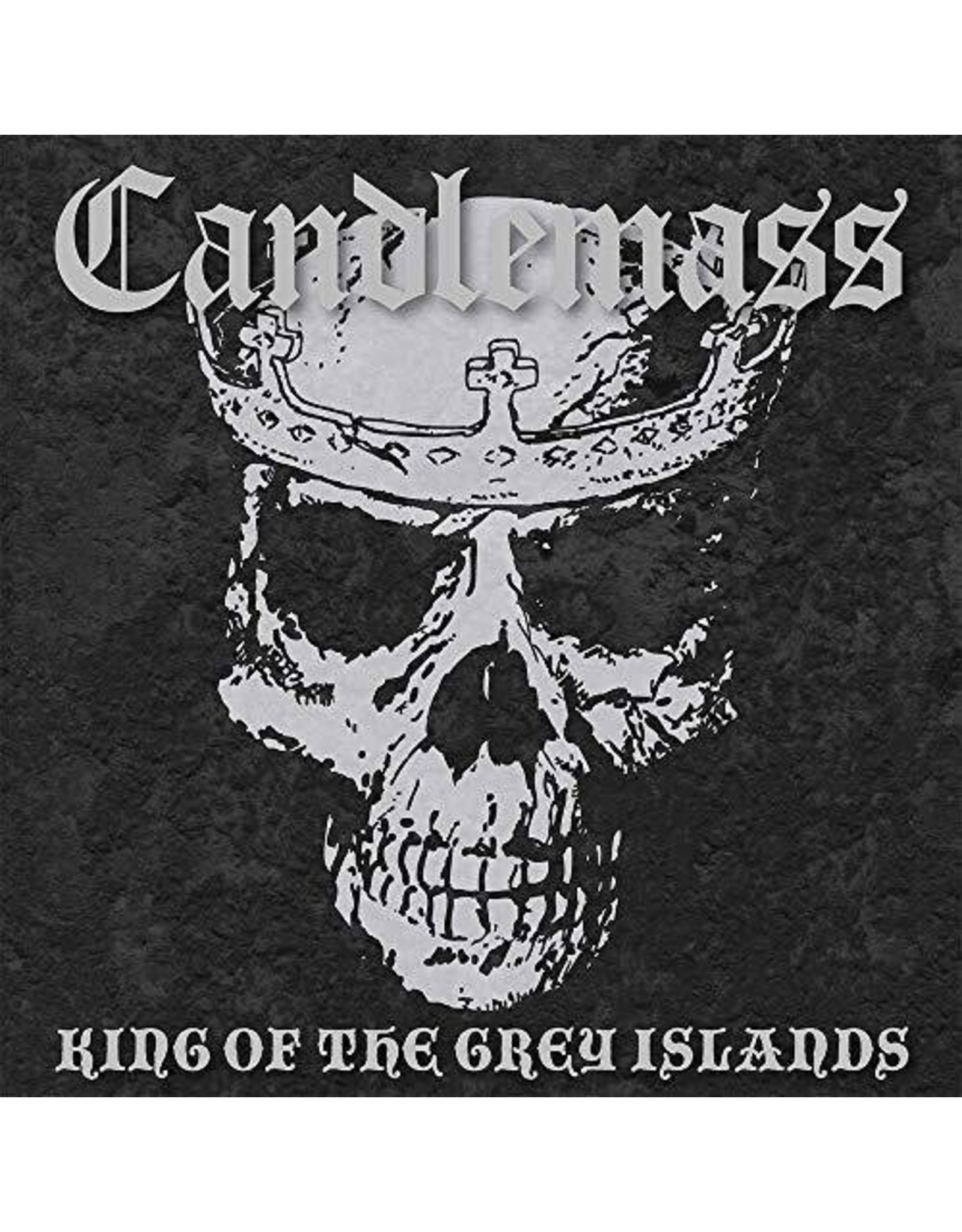 New Vinyl Candlemass - King Of The Grey Islands 2LP