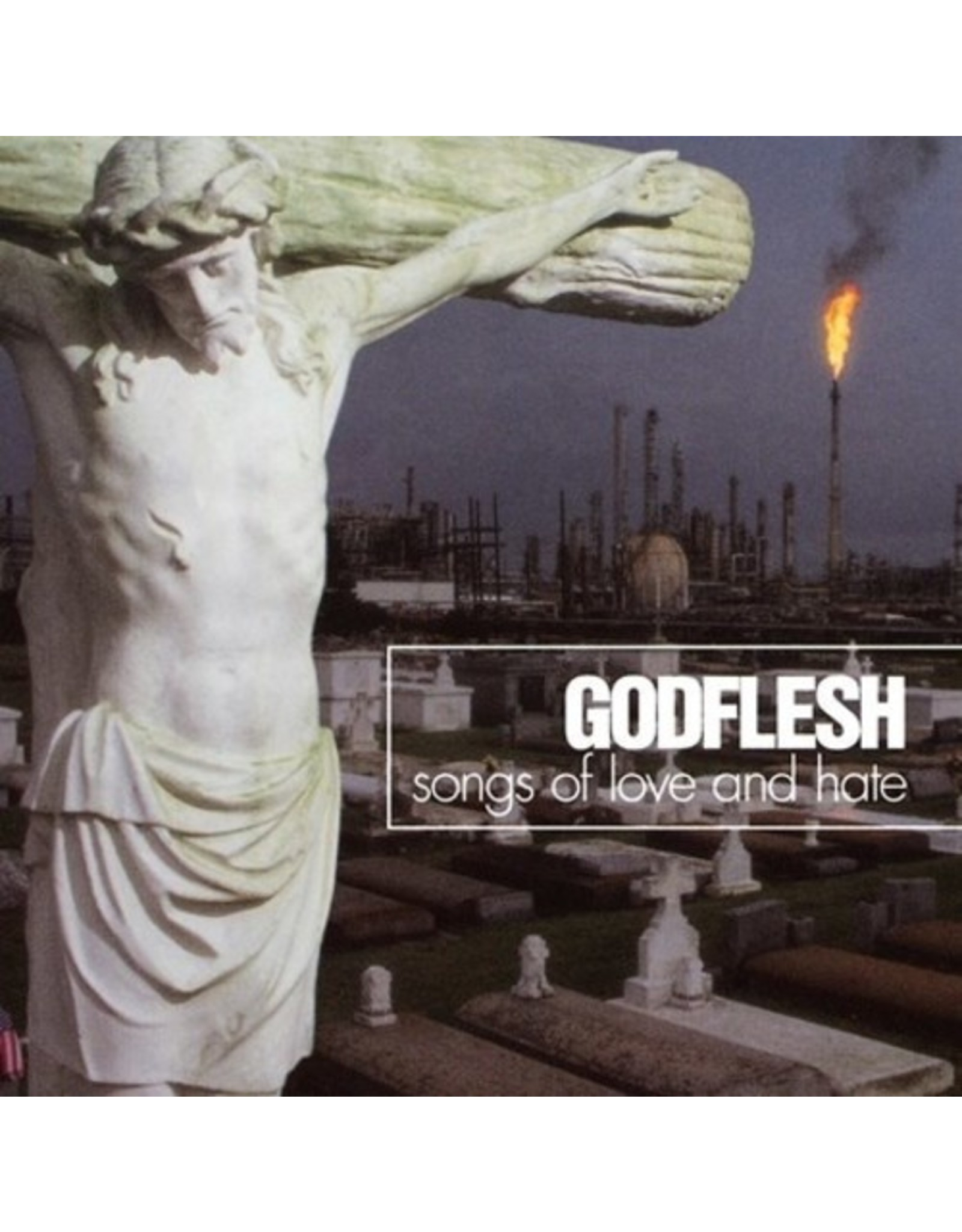 New Vinyl Godflesh - Songs Of Love And Hate LP