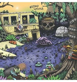 New Vinyl Oozing Wound - High Anxiety LP