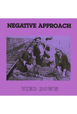 New Vinyl Negative Approach - Tied Down (Colored) LP