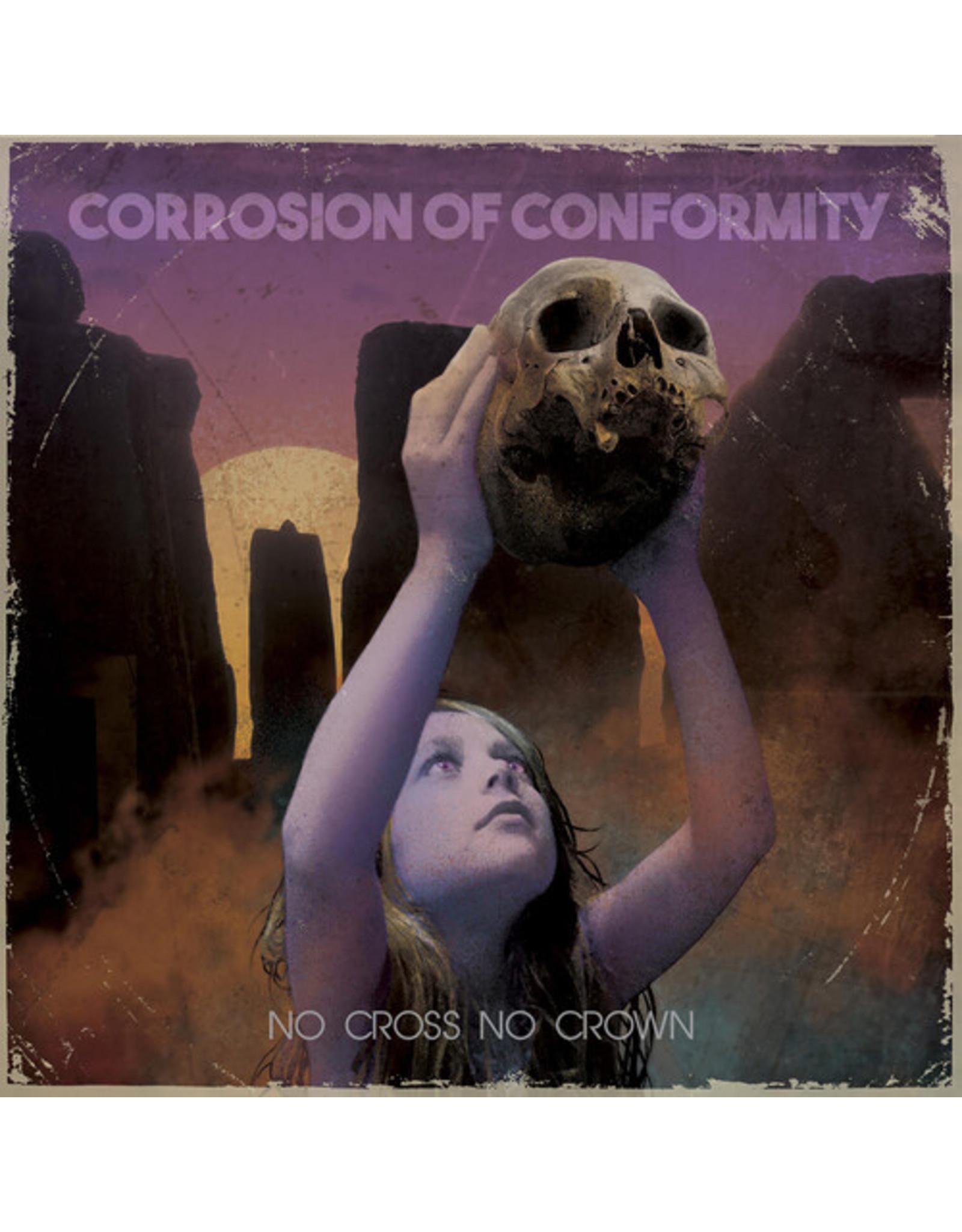 New Vinyl Corrosion Of Conformity - No Cross No Crown (Colored) 2LP