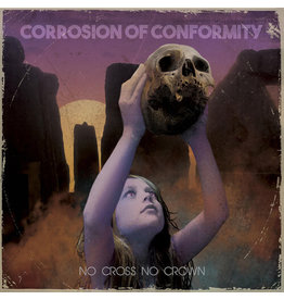 New Vinyl Corrosion Of Conformity - No Cross No Crown (Colored) 2LP
