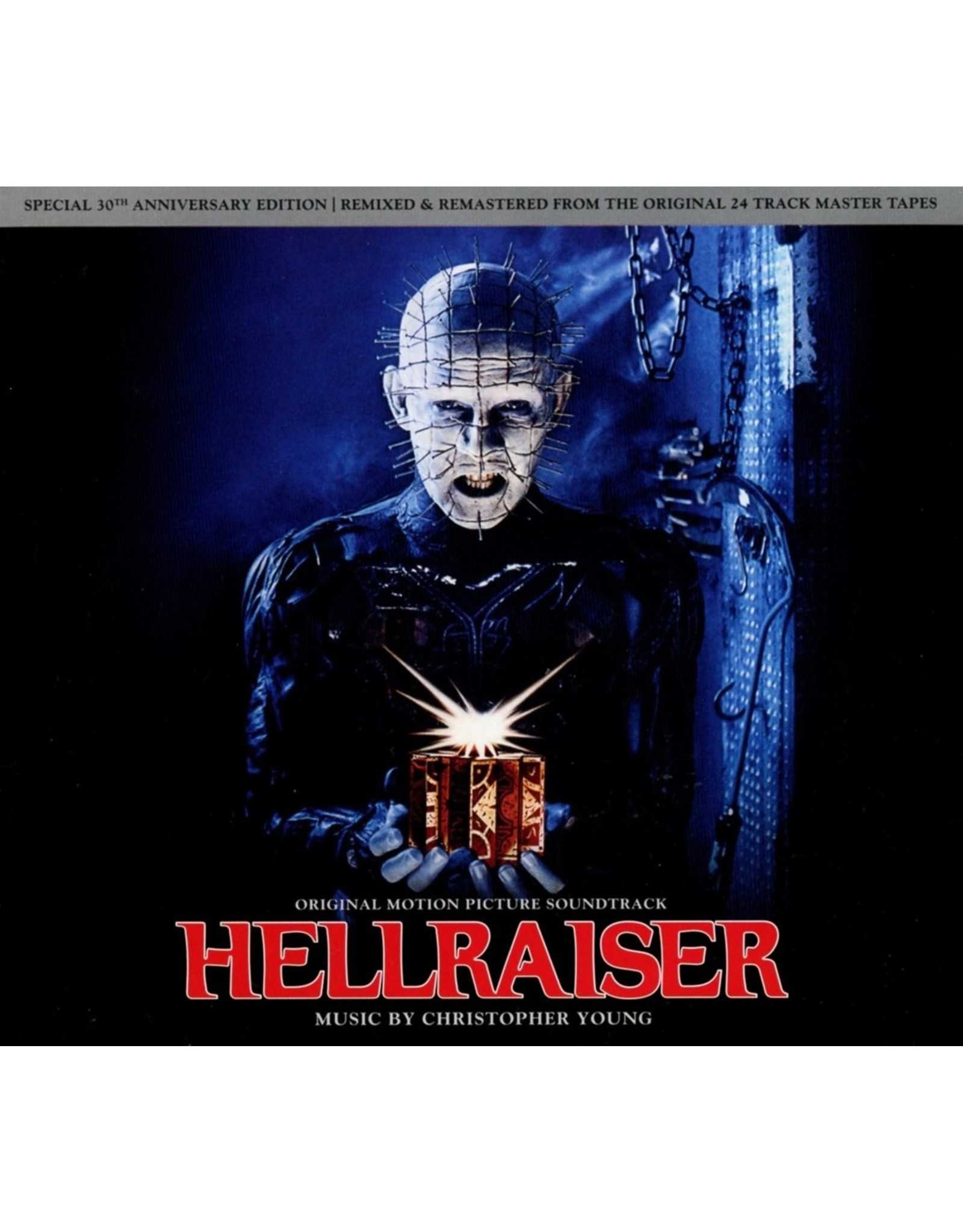 New Vinyl Christopher Young - Hellraiser OST (30th Anniversary, Colored) LP