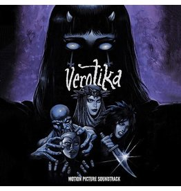 New Vinyl Various - Verotika OST LP