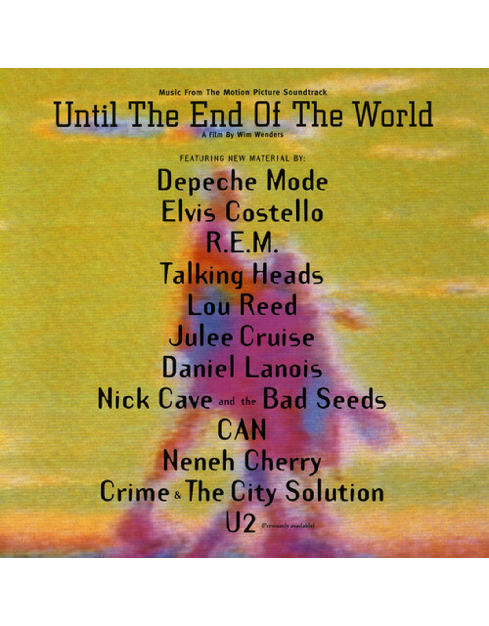 New Vinyl Various - Until The End Of The World OST 2LP