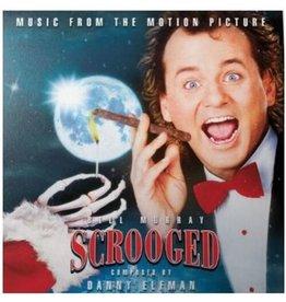 New Vinyl Danny Elfman - Scrooged OST LP