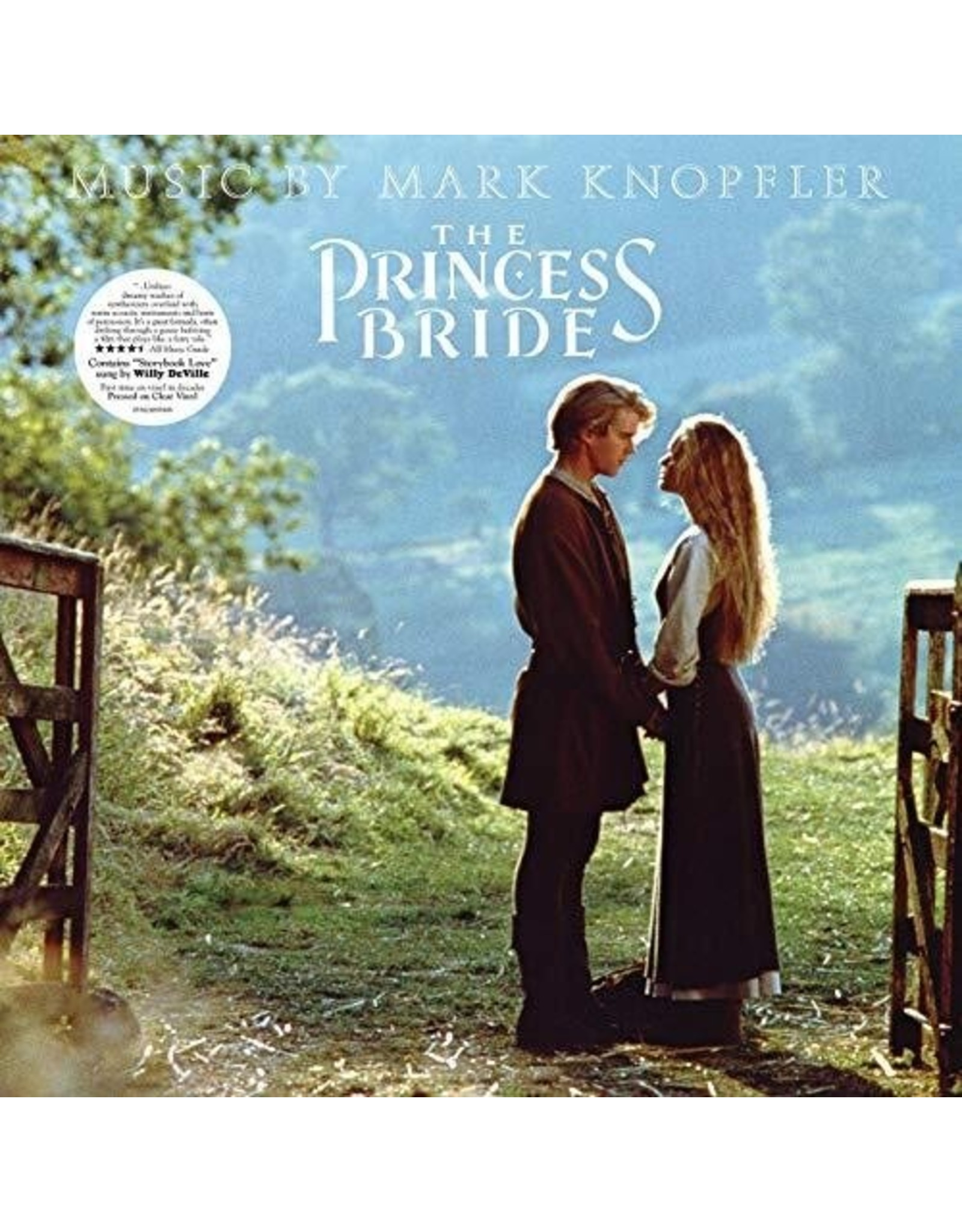 New Vinyl Mark Knopfler - Princess Bride OST LP