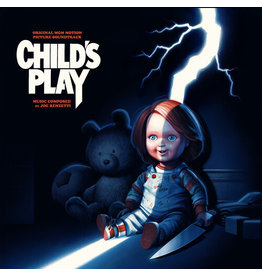 New Vinyl Joseph Renzetti - Child's Play OST 2LP