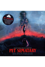 New Vinyl Christopher Young - Pet Sematary 2019 OST 2LP