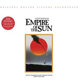 New Vinyl John Williams - Empire Of The Sun OST 2LP