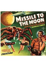 New Vinyl Nicholas Carras - Missile To The Moon OST LP