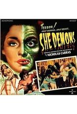 New Vinyl Nicholas Carras - She Demons OST LP